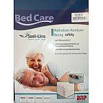 BNP Bed Care safety R Nässeschutz Rundum Bezug royalblau