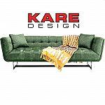 KARE Sofa 3-Sitzer Nashville 224 cm